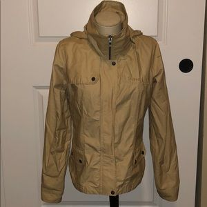 Bench brand Rain Jacket with hideaway hood